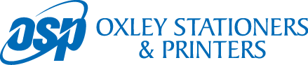 Oxley Stationers & Printers Logo